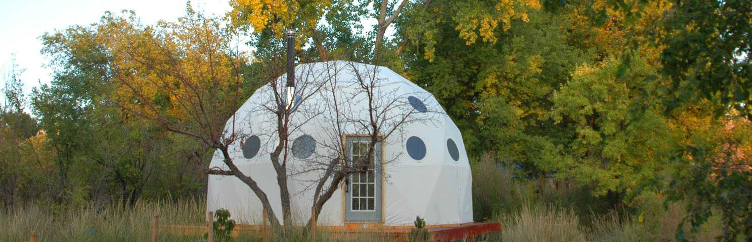 Shelter Domes - Pacific Domes