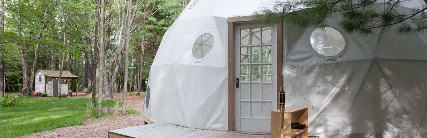 Eco House - Pacific Domes