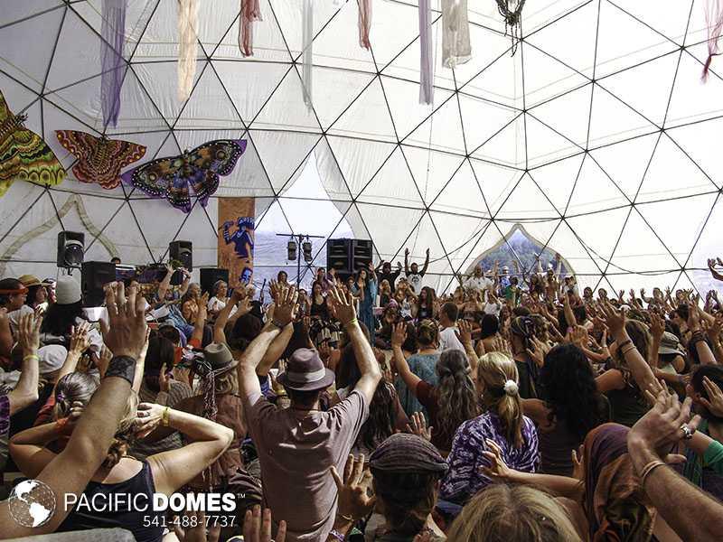 earthdance-pacific domes