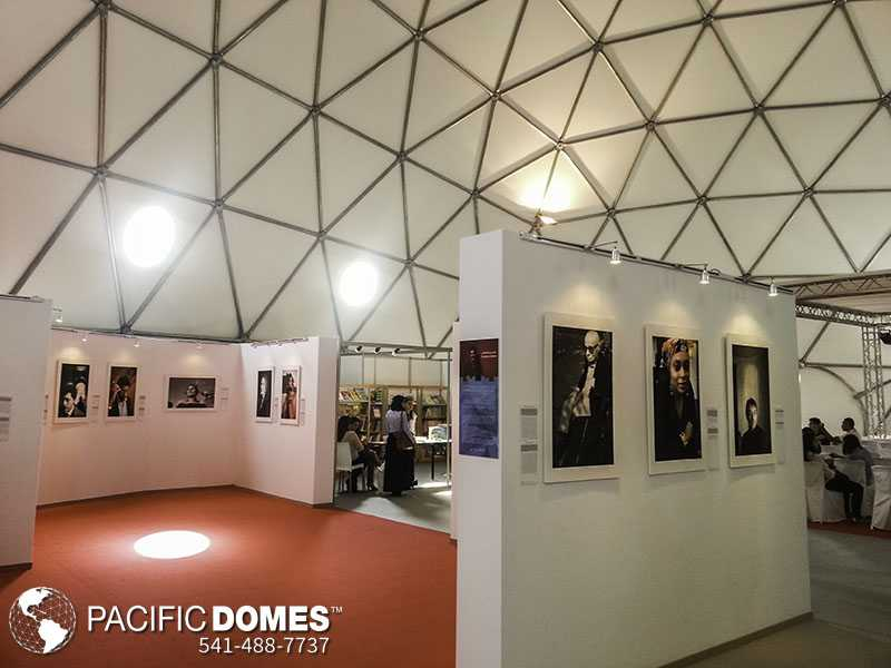 geodesic dome rental