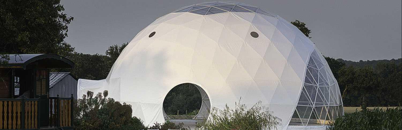 Domaine Arvor Dome - Pacific Domes