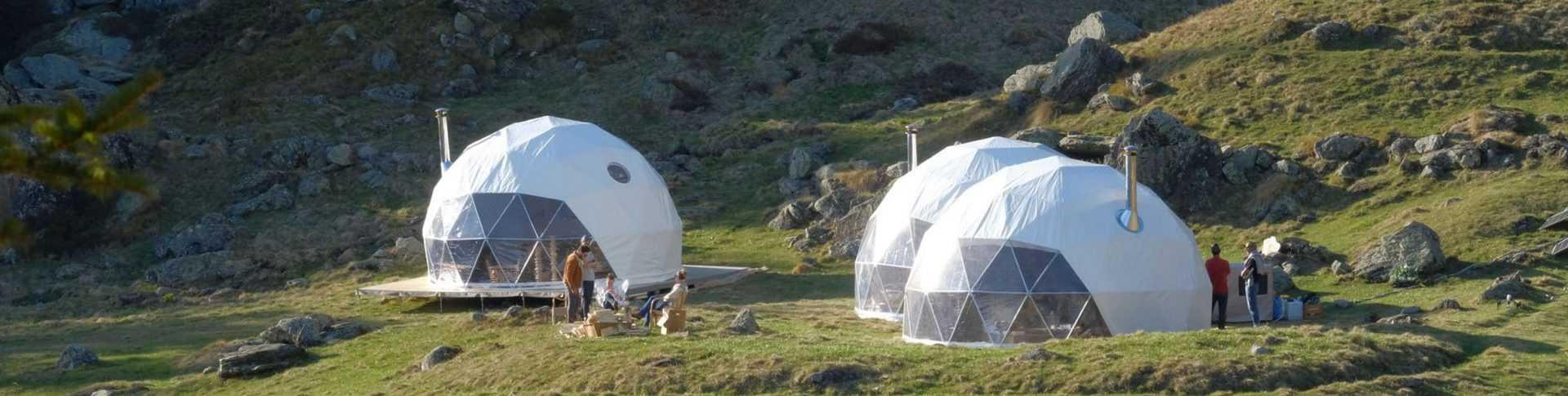 Base Camp Domes