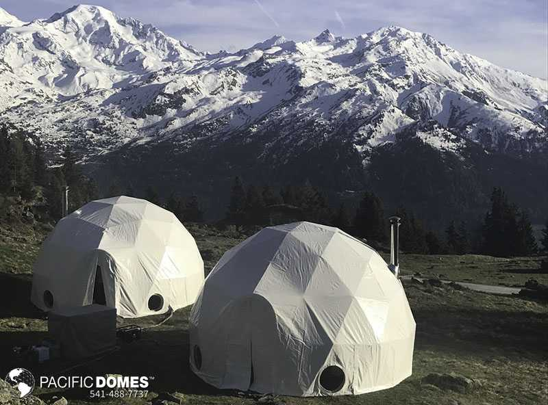 tent glamping