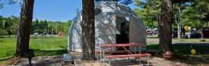 KOA Campground Dome