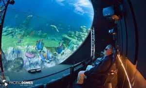 Eon Planetarium Dome