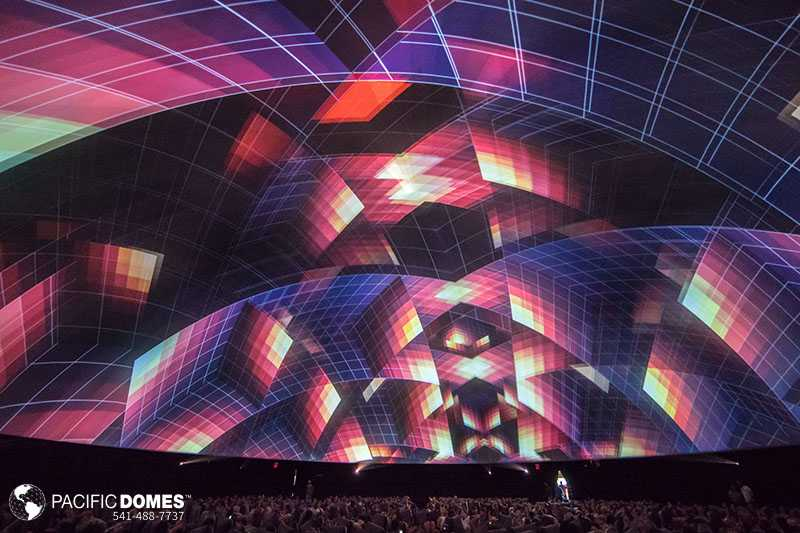 Projection Dome - Pacific Domes