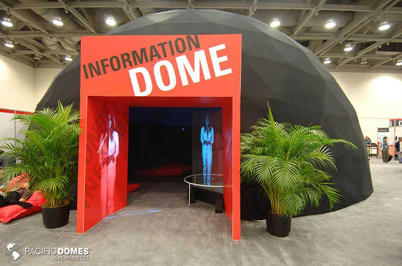 Information Dome - Pacific Domes