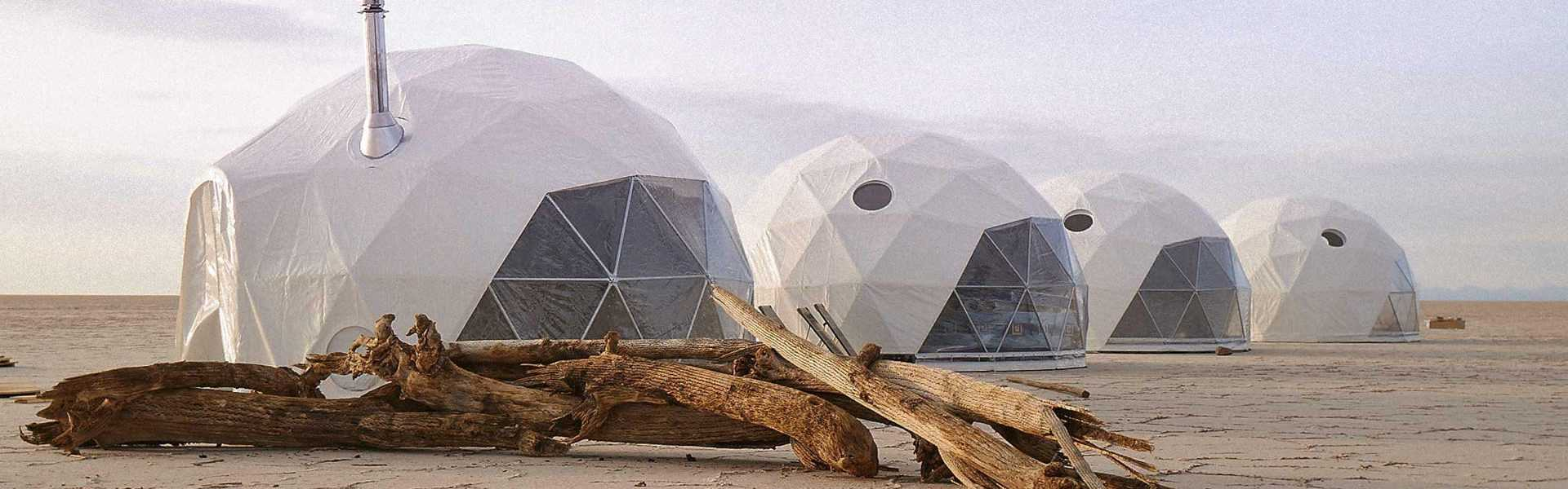 Pacific Domes Glamping Domes