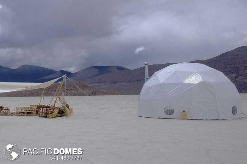 Playa Dome - Pacific Domes