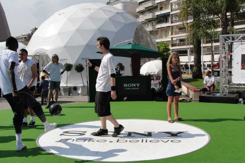 Sony Event Marketing Dome