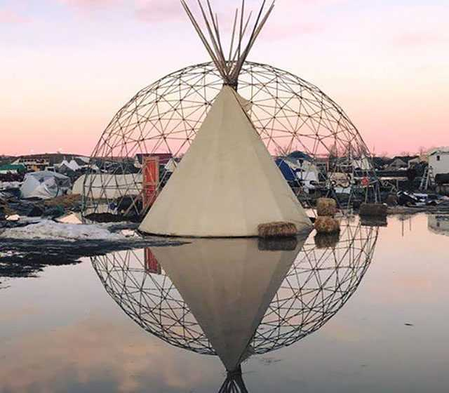 Standing Rock Dome