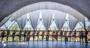 Yoga Eco-Retreat Dome
