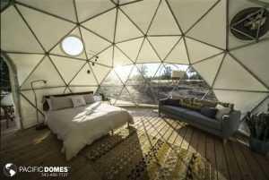 Oregon Eclipse Dome