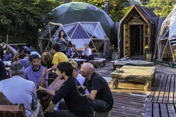 Eco Camp Patagonia Dome