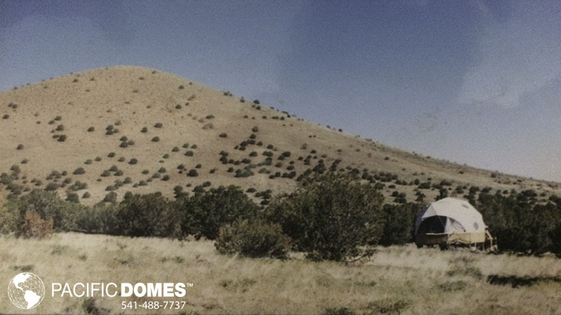 Arizona Dome Home