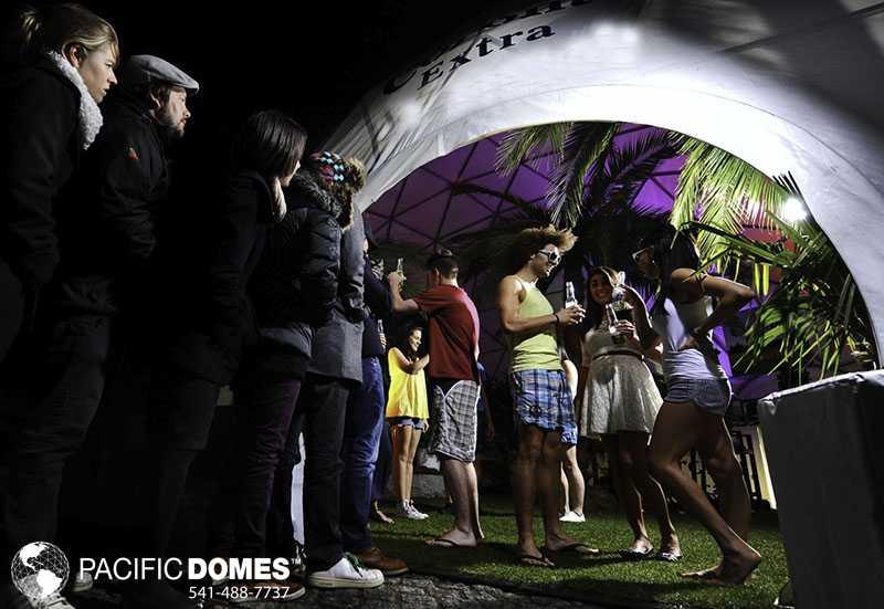 Corona Dome