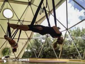 aeral yoga dome play