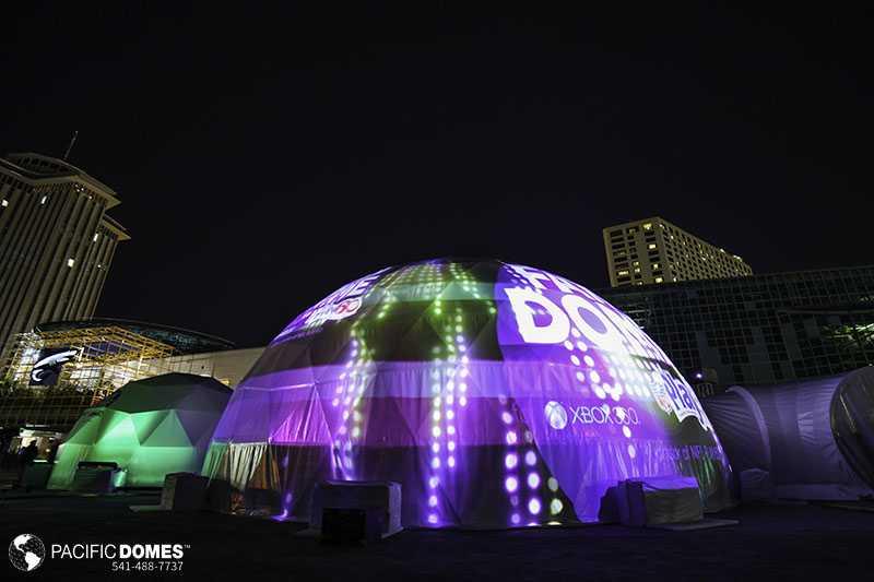 Illumination dome