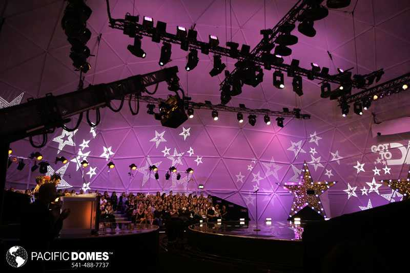 90ft Event Dome