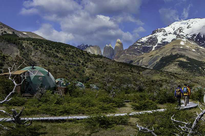 Ecocamp Patagonia Chile