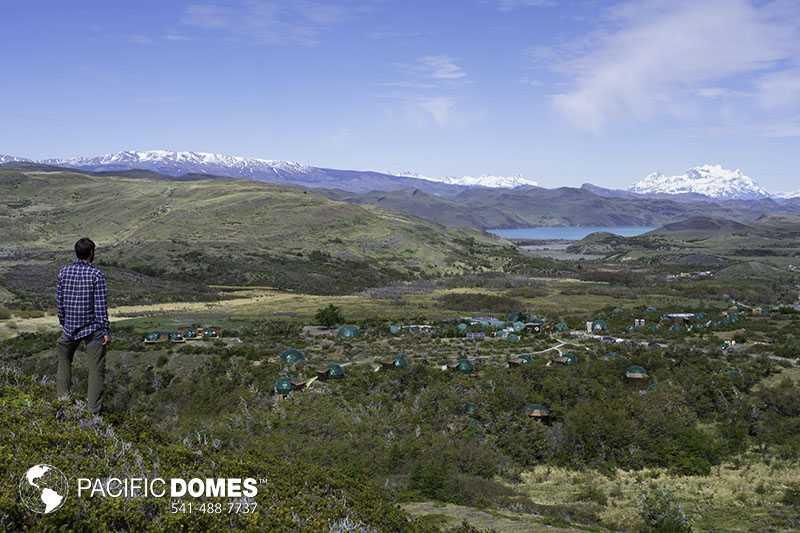 Grandview Ecocamp Patagonia