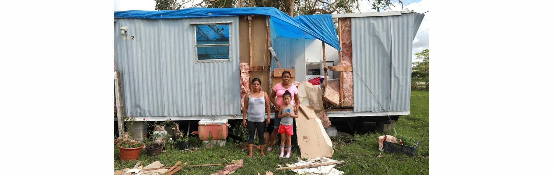 2017 Hurricane Relief Support