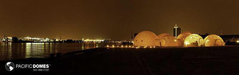 Strandkai Beach Domes