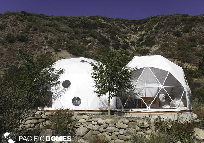 dome retreats, dome retreat, Pacific Domes