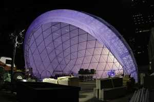 Amphitheater Dome