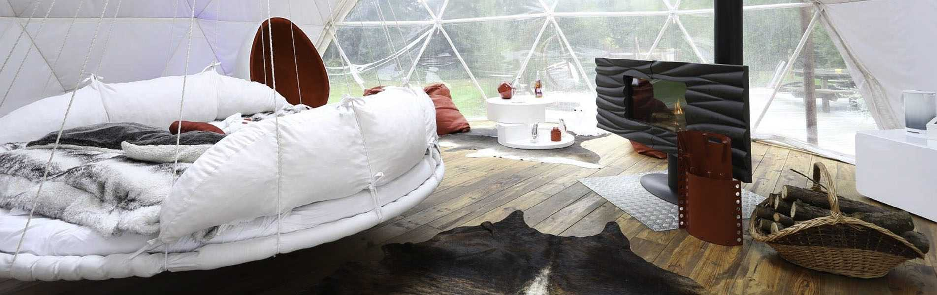 Floating bed - Pacific Domes