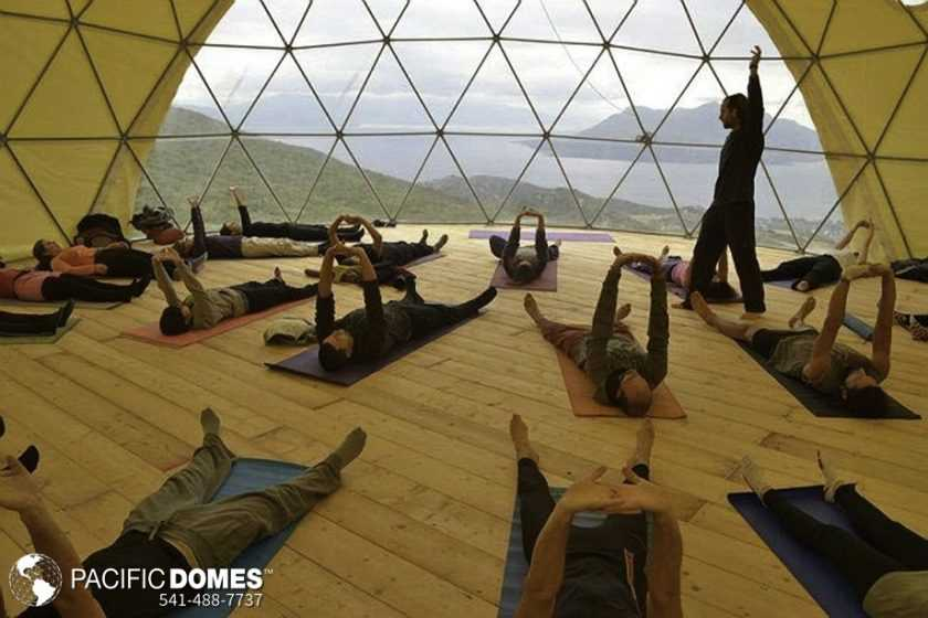 Telaithrion Yoga Dome