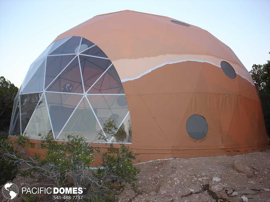 Dome home thermoshield insulated paint