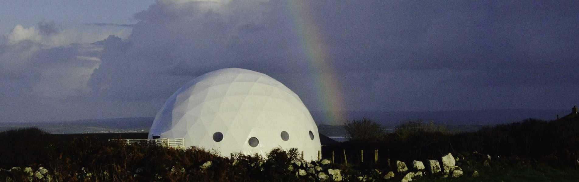 Escape Podz Dome