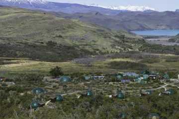 Ecocamp Patagonia Domes