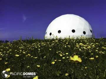 Escape Podz dome - UK