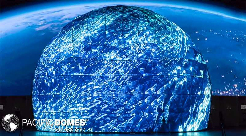 Obscura Dome Sphere