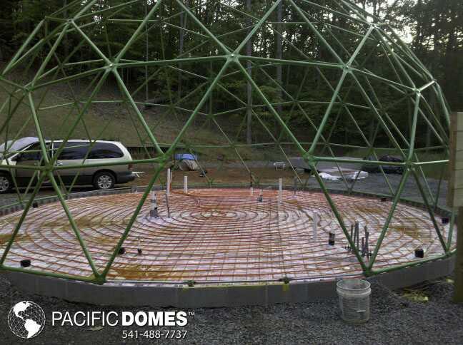 Paul Mamakos Dome Frame & Floor