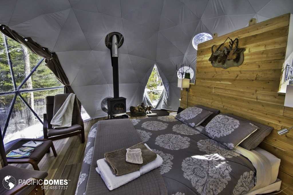 Ridgeback Glamping Dome