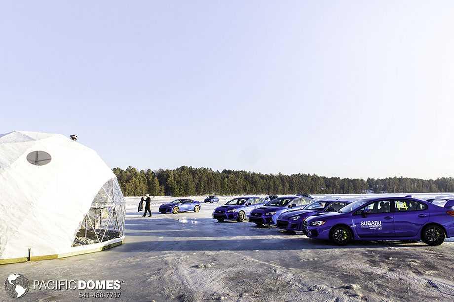Subaru dome