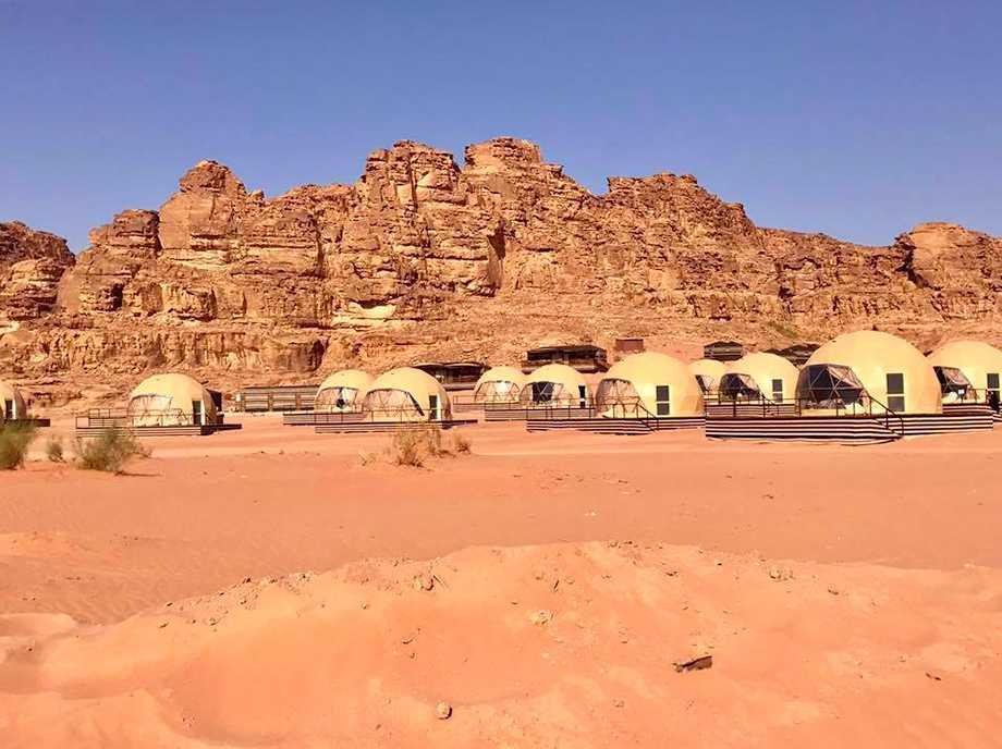 Sun City Dome Camp