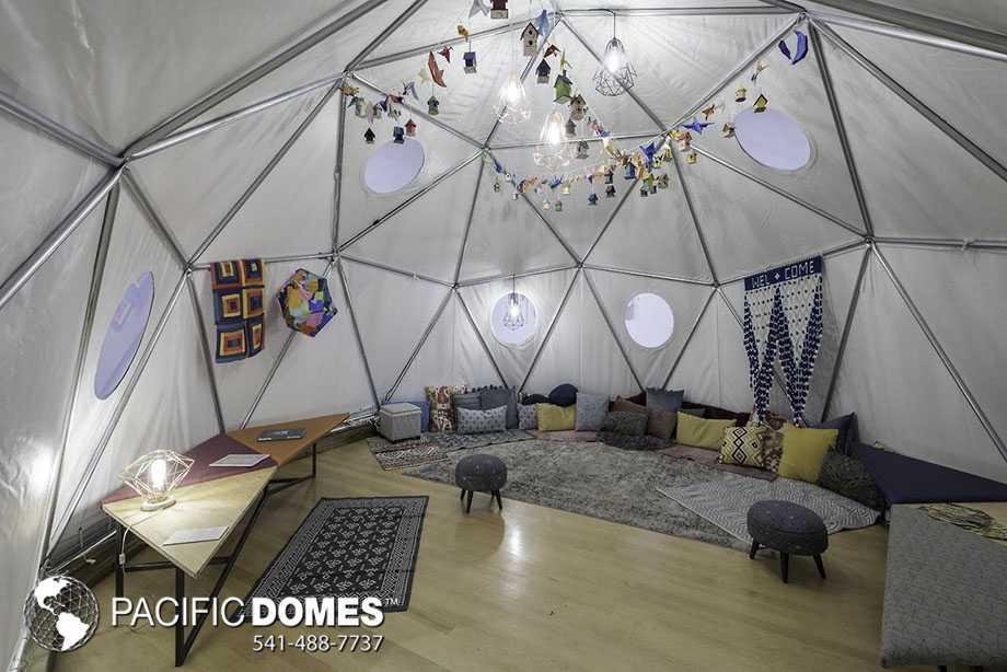 Philadelphia Art Museum dome interior