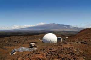 HI SEAS Habitat on Mauna Loa