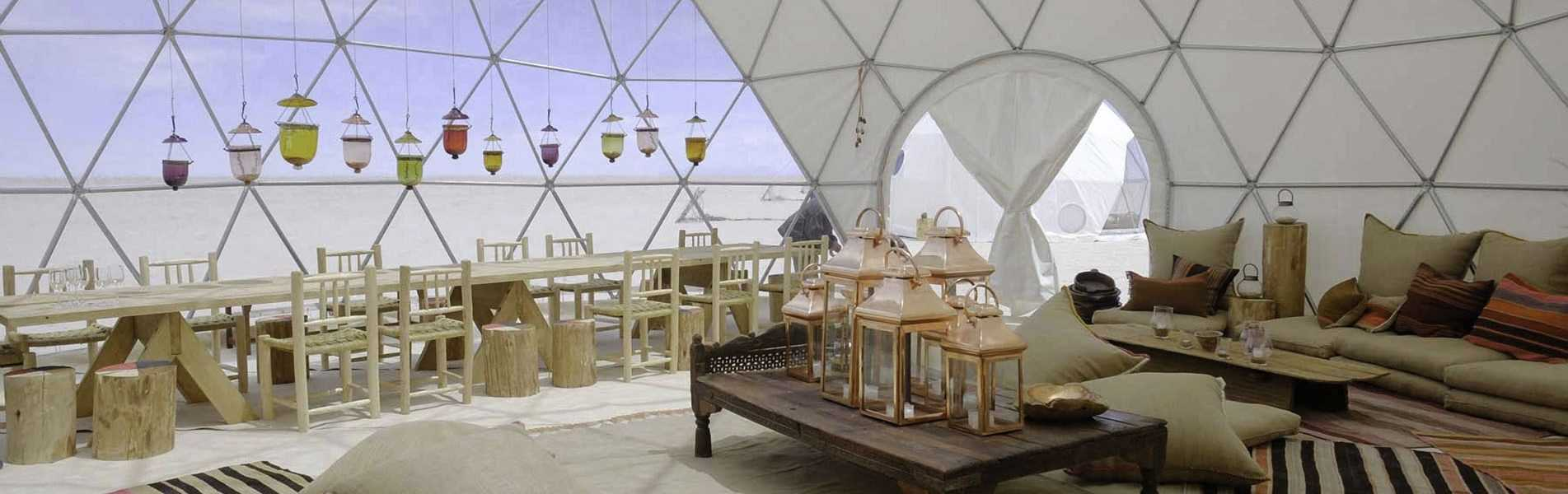 Glamping Dome - Pacific Domes
