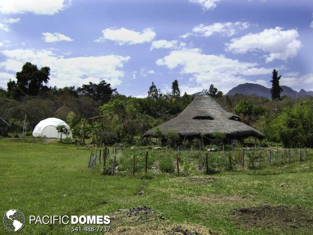 Mexico, domes, glamping, resort