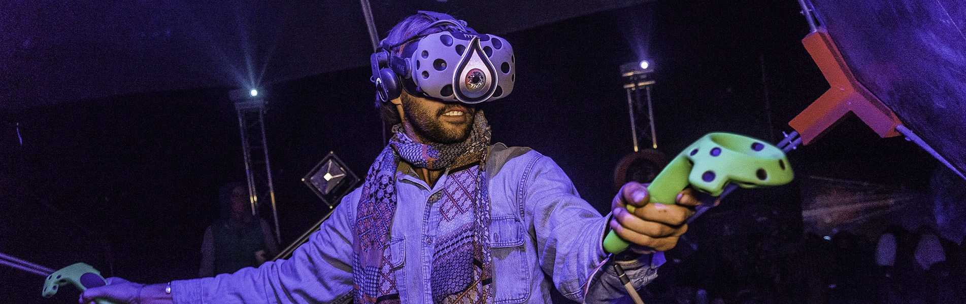 Microdose VR dome