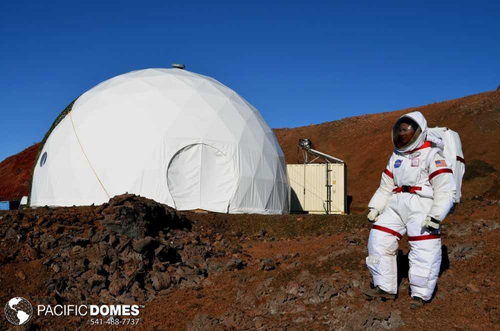 hi-seas, mission mars dome, dome on mars