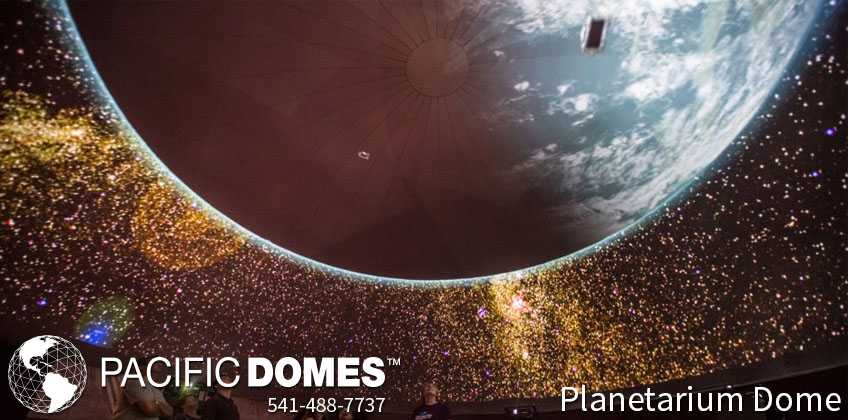 Planetarium Dome - Pacific Domes