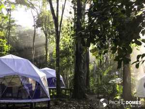 Faith glamping -16'ft dome