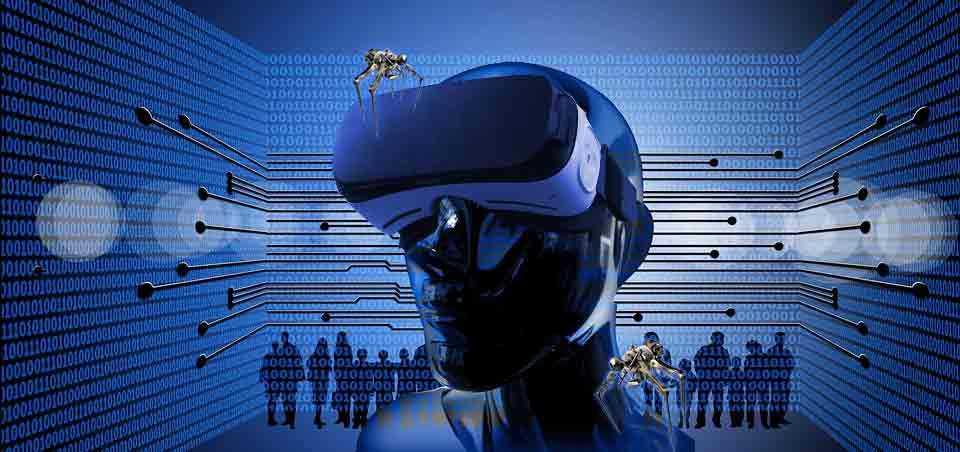 Virtual Reality AI