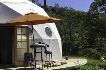 24ft Dome Home - Pacific Domes